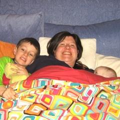 Crianza natural colecho o cama familiar for Cama familiar