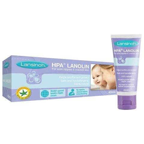 Lactancia: La maravillosa lanolina para cuidar los pechos