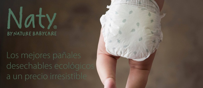 Pañales Nature BabyCare